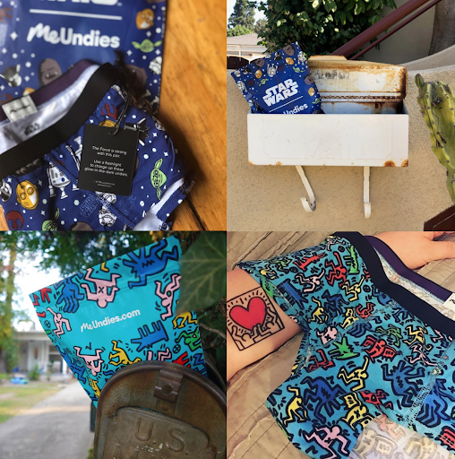 How to Personalize Product Delivery to Enhance Customer Experience Example Packaging MeUndies
