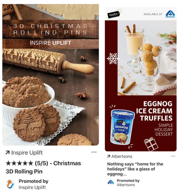 Pinterest Business Promoted Pin Descriptive Description Albertsons + Inspire Uplift